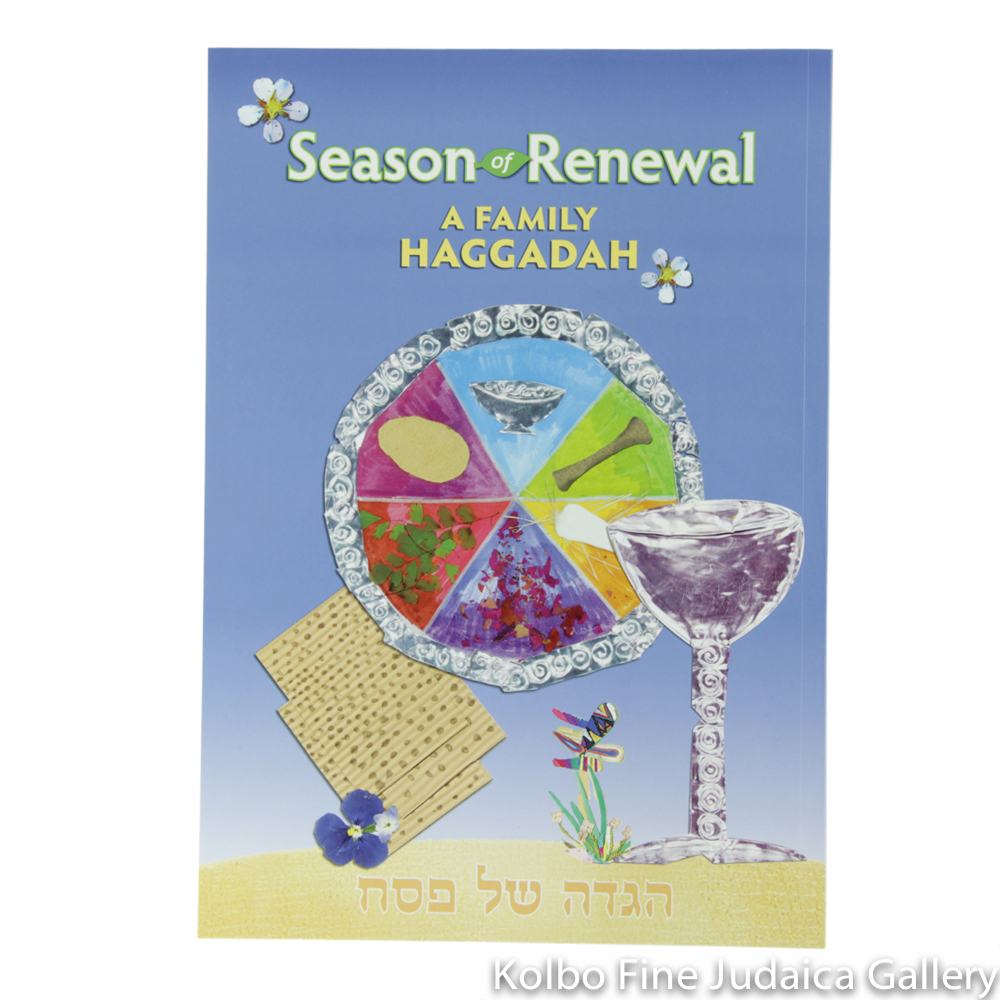 Season of Renewal: A Family Haggadah, pb