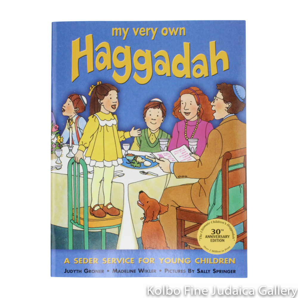My Very Own Haggadah, pb
