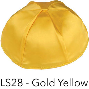 Lined Satin Kippot by the Dozen