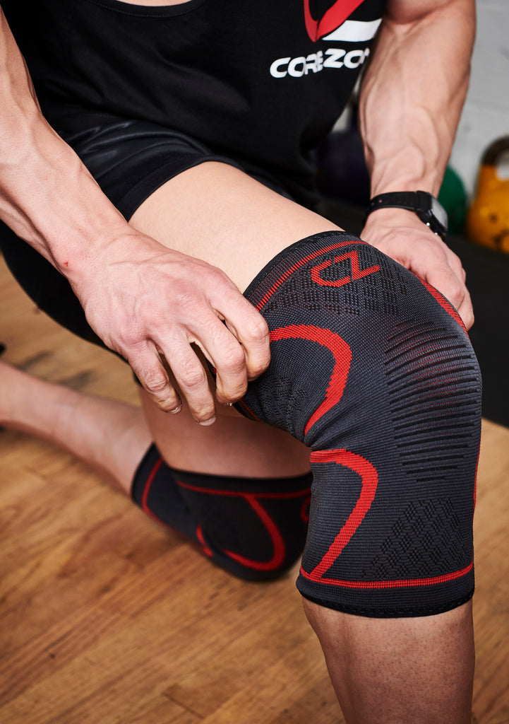 COREZONE Sports Knee Compression Sleeve
