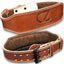 4 Inch Leather Weightlifting Belt