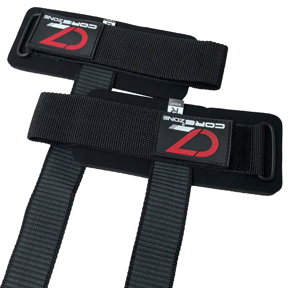Padded Heavy Lifting Grips Straps