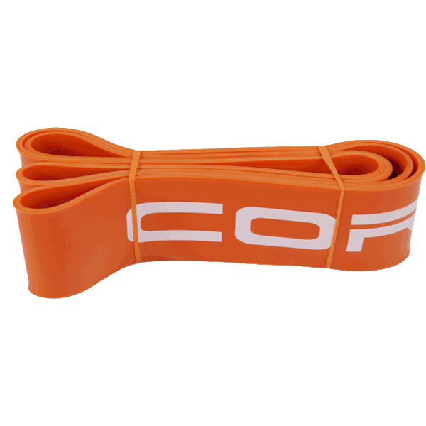 Orange Resistance Bands For Pull Ups