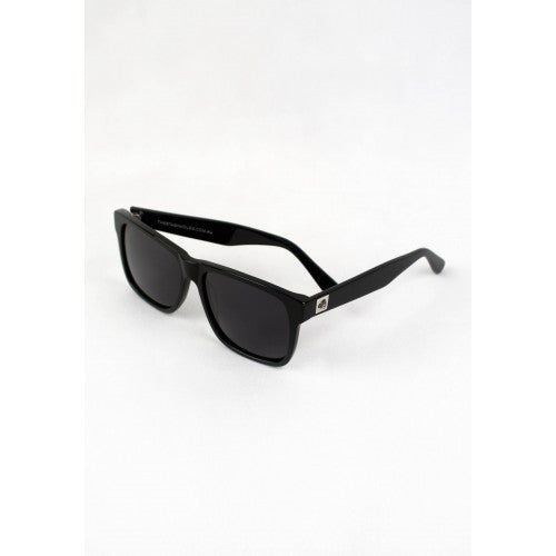 NO1 GLOSS BLACK SUNGLASSES