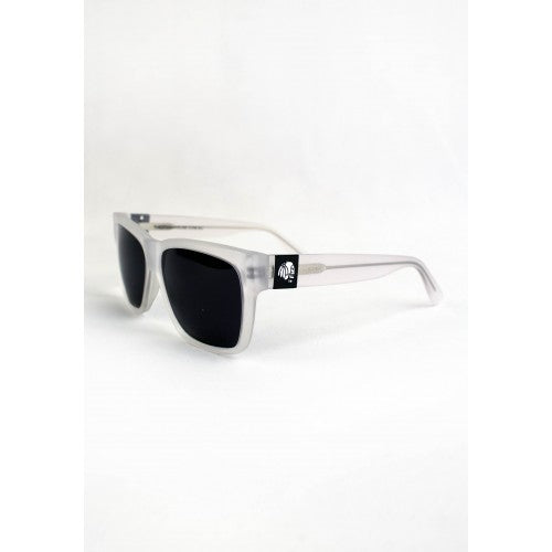 NO3 MATTE CLEAR SUNGLASSES