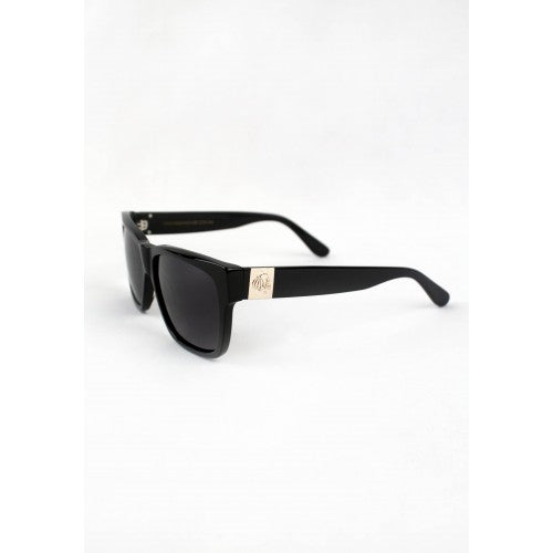 NO3 GLOSS BLACK SUNGLASSES