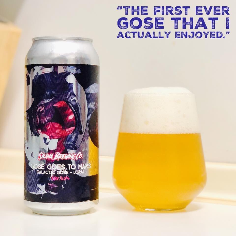 Salama - Gose Goes To Mars Gose