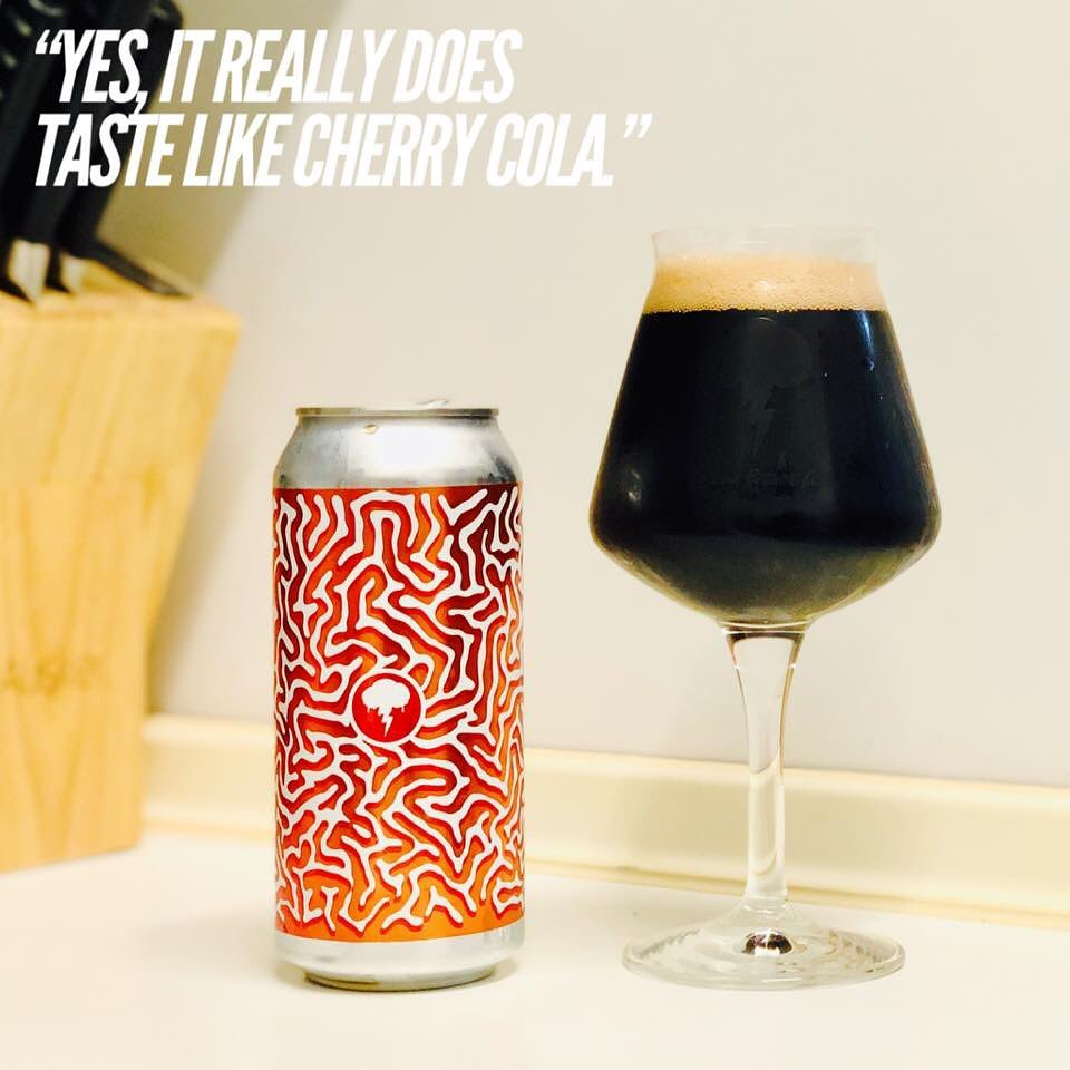 Salama - Morphosis Cherry Cola Sour