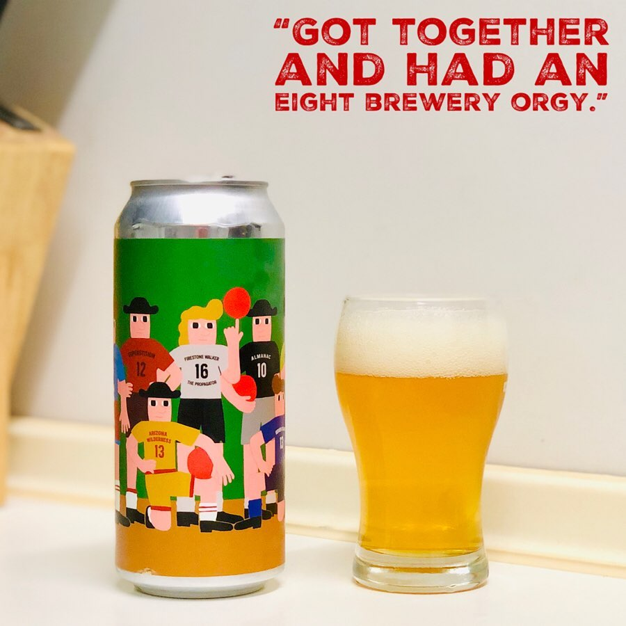 Mikkeller & Friends - The Ocho IPA