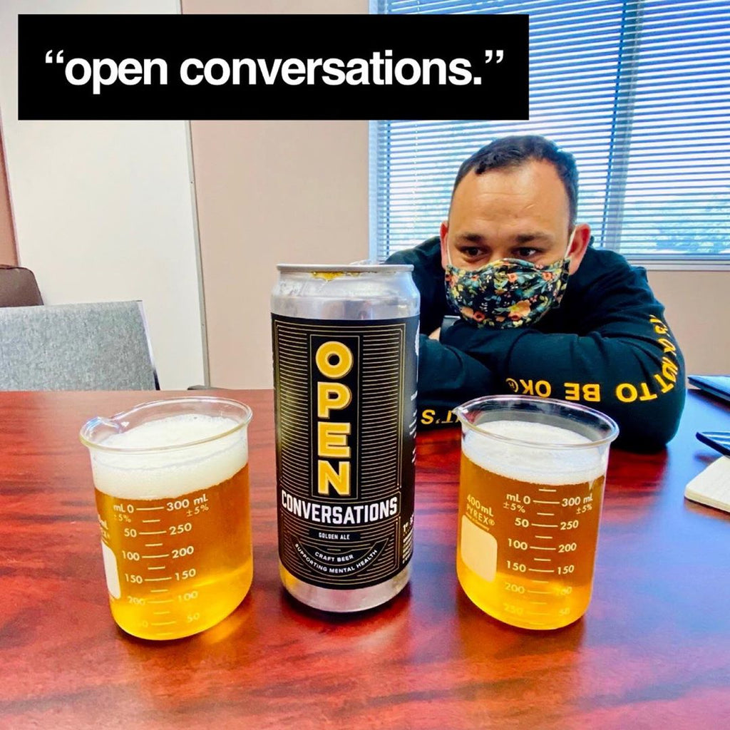 Odell - Open Conversations Golden Ale