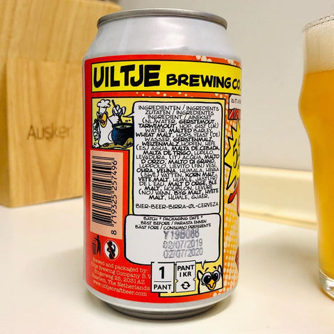 Uiltje - Bird Of Prey IPA