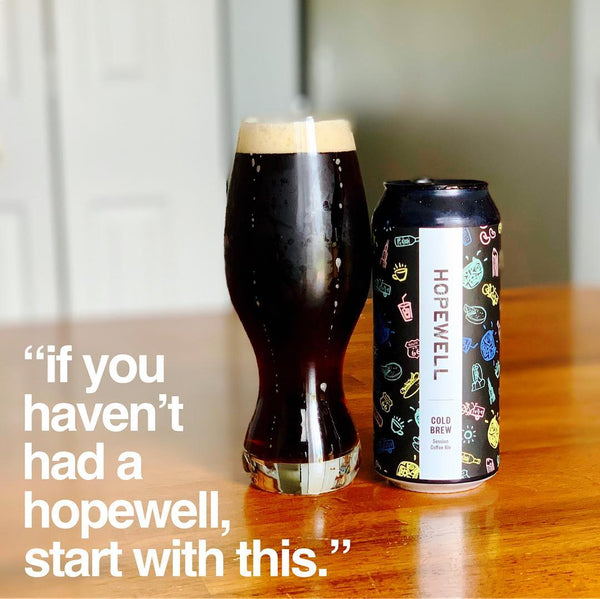 Hopewell - Cold Brew Session Coffee Ale