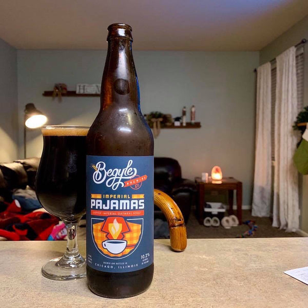Begyle - Imperial Pajamas Imperial Stout