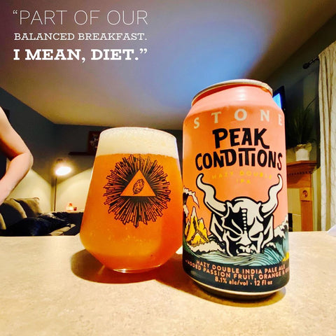 Stone - Peak Conditions Double IPA