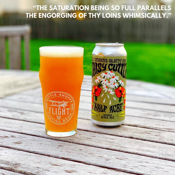 Half Acre - Fully Saturated Galactic Double Daisy Cutter IPA