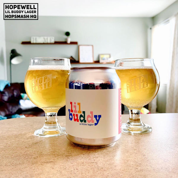 Hopewell - Lil Buddy Lager
