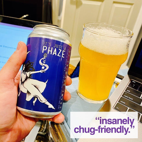 Crane - It's Just A Phaze IPA