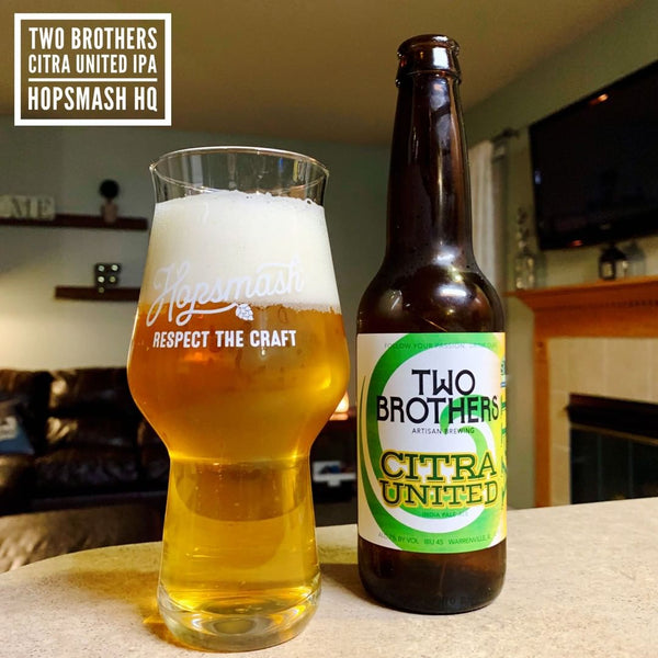 Two Brothers - Citra United IPA