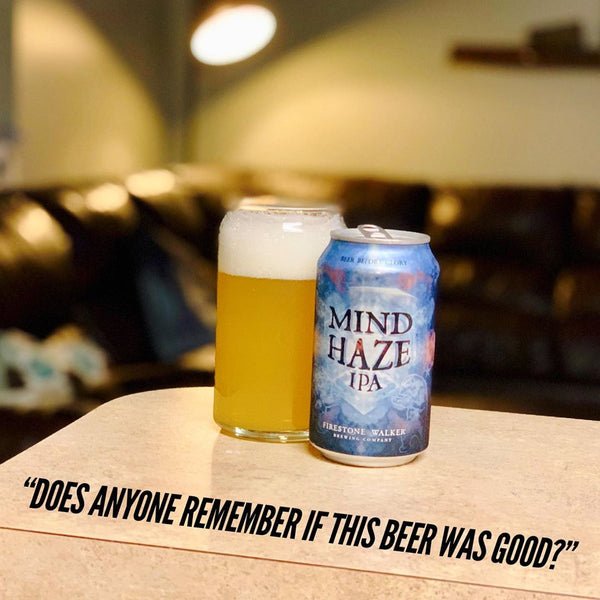 Firestone Walker - Mind Haze IPA