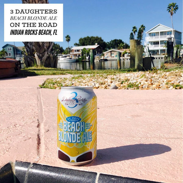 3 Daughters - Beach Blonde Ale