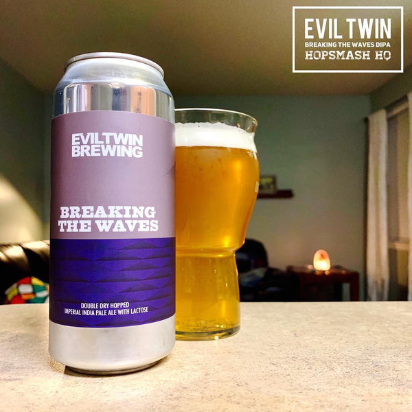 Evil Twin - Breaking The Waves Double IPA