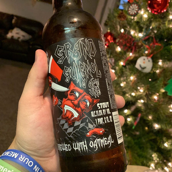 Pipeworks - Grand Guignol Act One Imperial Oatmeal Stout
