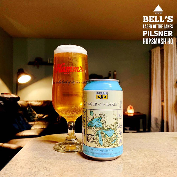Bell's - Lager Of The Lakes Pilsner