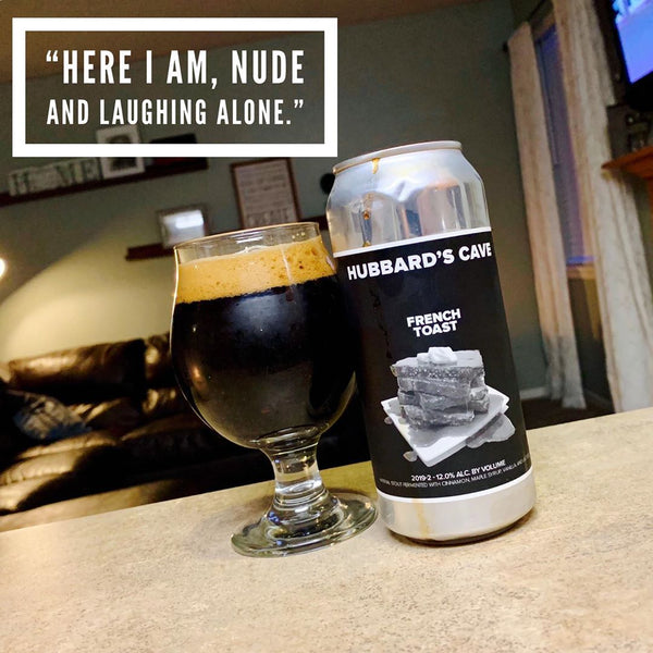 Hubbard's Cave - French Toast Imperial Stout