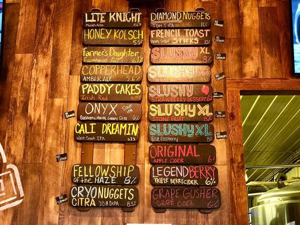 450 North Brewing Co. - Columbus, Indiana