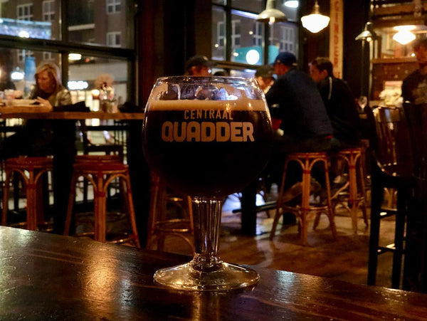 Lowlands & Central Waters - Centraal Quadder Belgian Quad