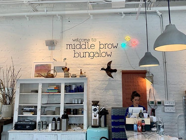 Middle Brow Bungalow - Chicago, Illinois