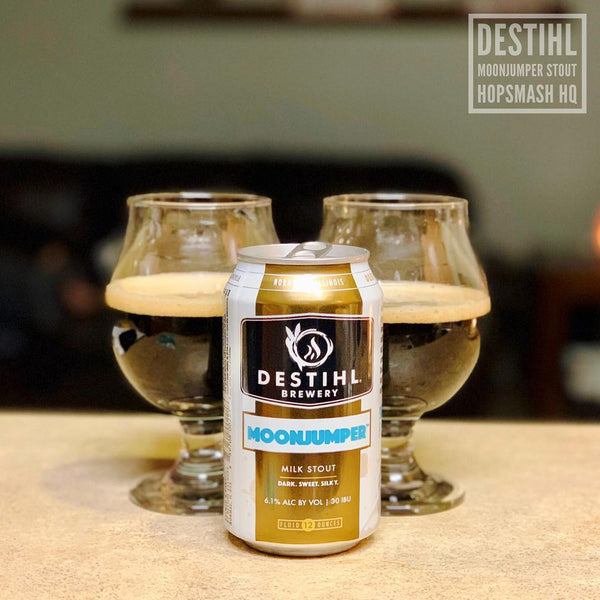 Destihl - Moonjumper Stout