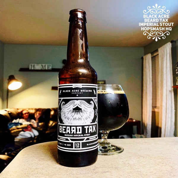 Black Acre - Beard Tax Russian Imperial Stout