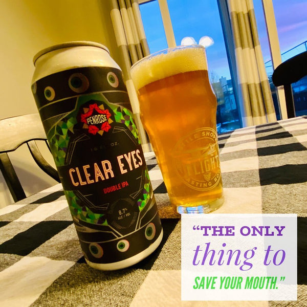 Penrose - Clear Eyes Double IPA