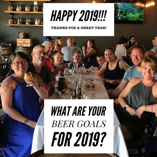 Happy New Year From Hopsmash - More Brewing Co. in Villa Park, Illinois