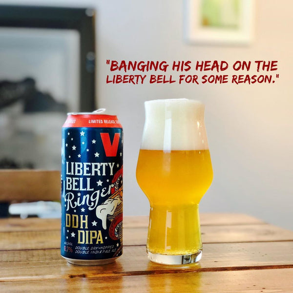 Victory - Liberty Bell Ringer Double IPA