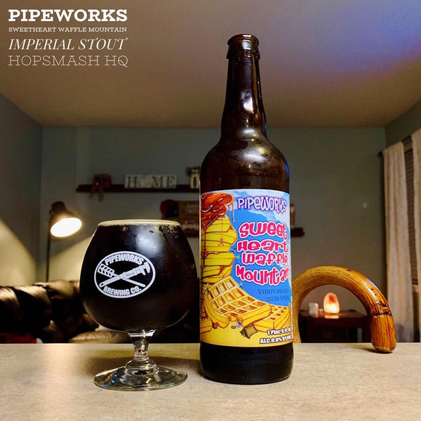 Pipeworks - Sweetheart Waffle Mountain Imperial Stout