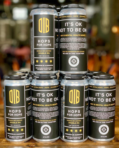 Old Irving - Hops For Hope Double IPA
