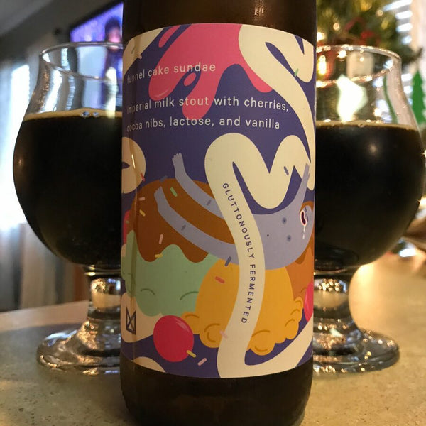 Marz - Funnel Cale Sundae Imperial Stout