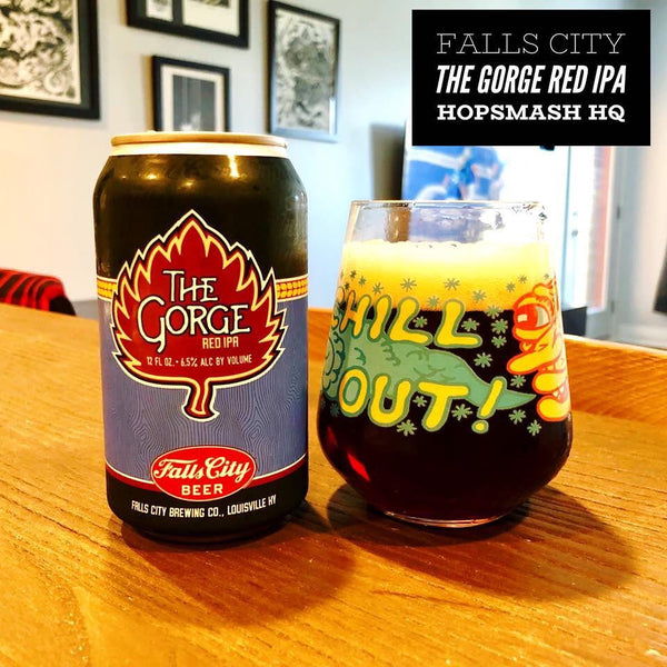 Falls City - The Gorge Red IPA