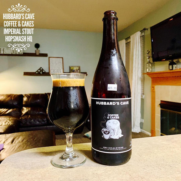 Hubbard's Cave - Coffee & Cakes Imperial Stout