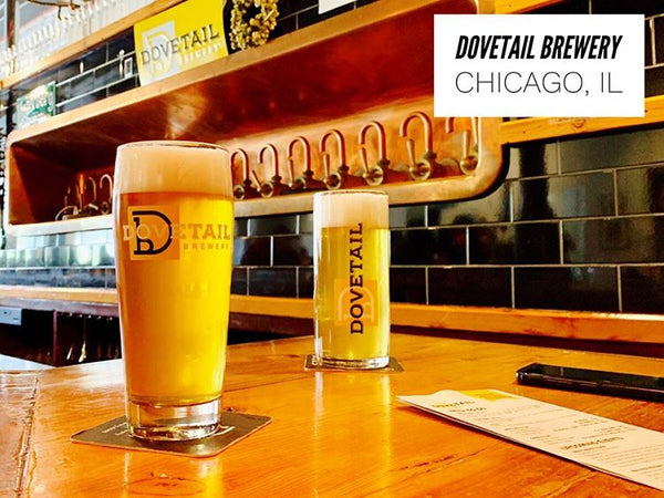 Dovetail Brewery - Chicago, Illinois