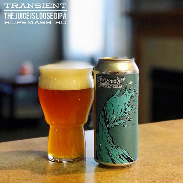 Transient - The Juice Is Loose Double IPA