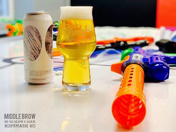 Middle Brow - Bungalow Lager