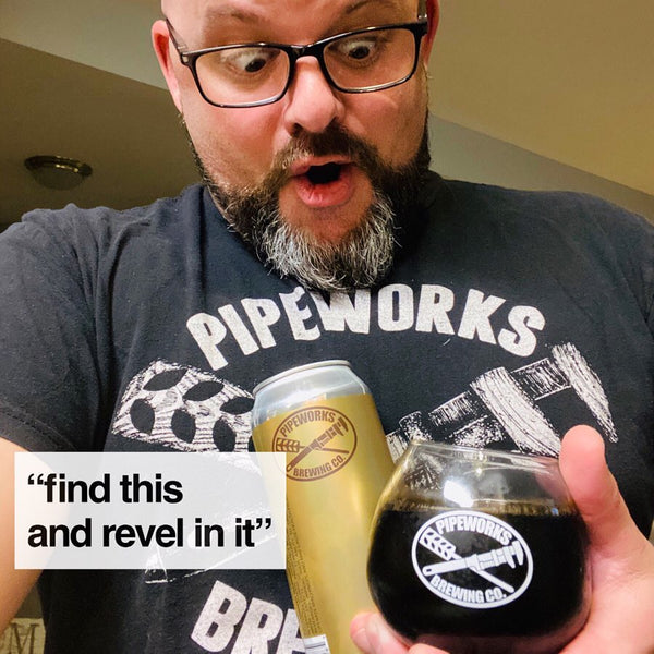 Pipeworks - All The Golden Tickets Porter