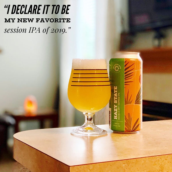 Collective Arts - Hazy State Session IPA