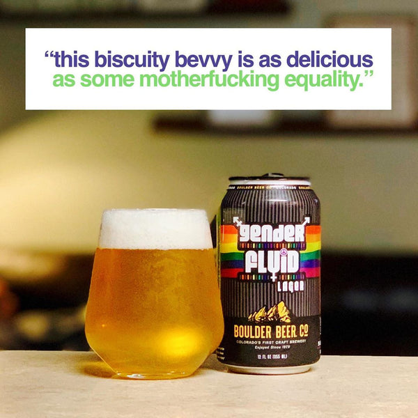 Boulder - Gender Fluid Lager