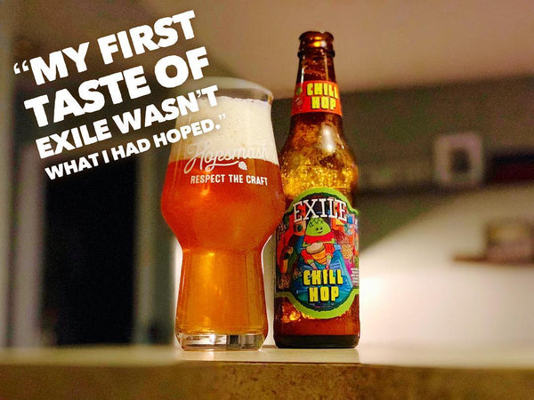 Exile - Chill Hop Double IPA