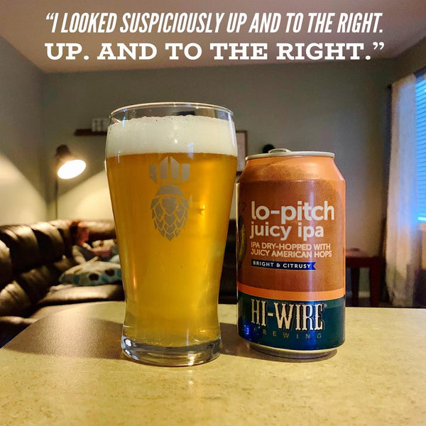 Hi-Wire - Lo-Pitch Session IPA