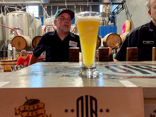 Hops For Hope At Old Irving Brewing Co. - Chicago, Illinois